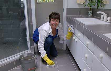 deep cleaning broomstick cleaning services seattle