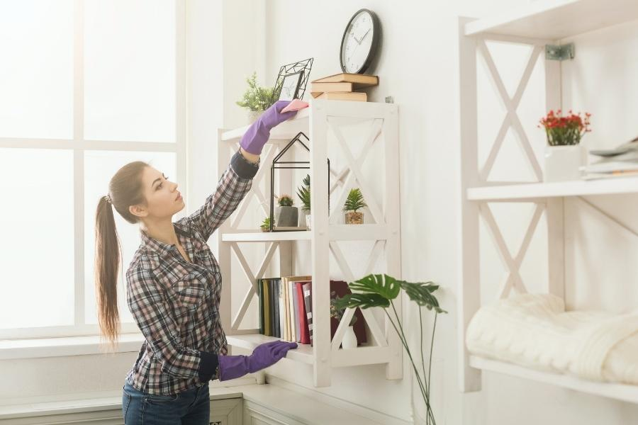 house deep cleaning tips